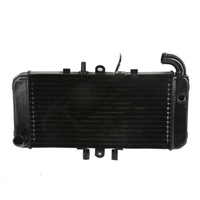 Replacement Radiator Cooling For Honda CB400 CB400SF Superfour NC31 1992 1998 Motorcycle