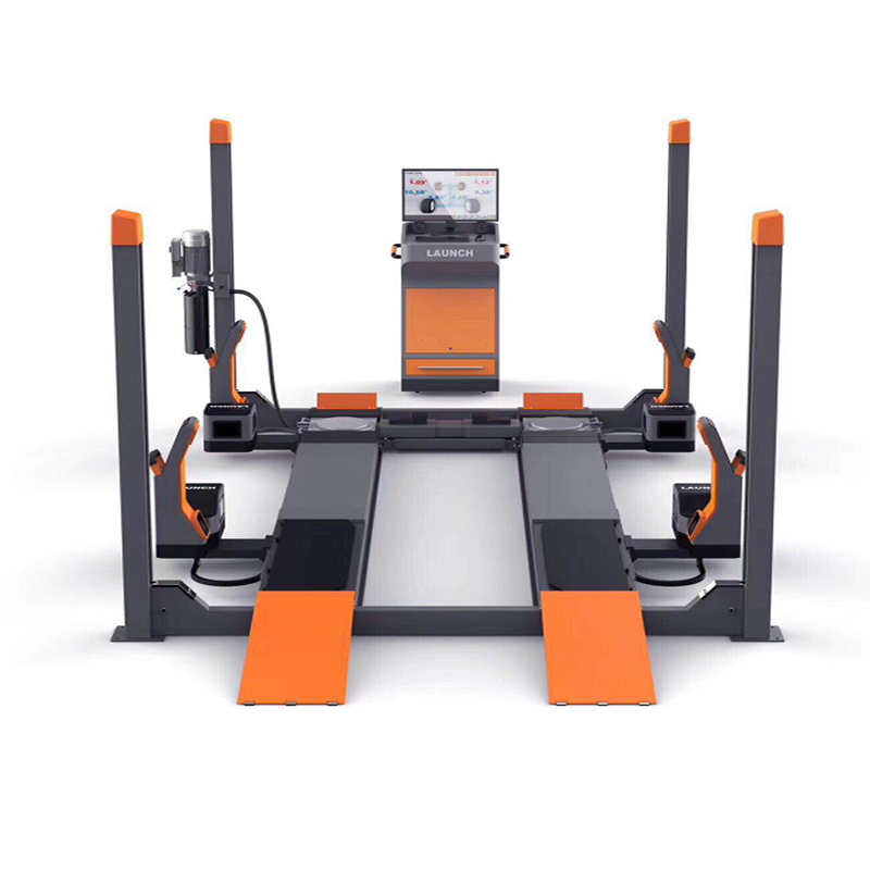 Launch X931 touchless vehicle wheel alignment new arrival high accurate for passenger vehicle and light commercial vehical