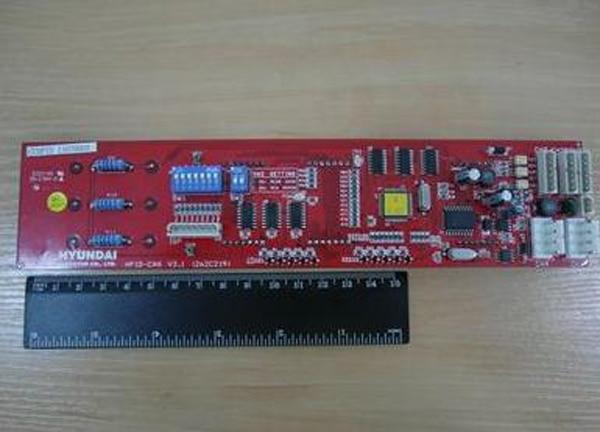 2pcs Hyundai Elevator Display Board HPID-CAN