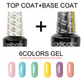 Opie 15ml Gel Nail Polish Beautiful Color Polish DIY Nail Art Colorful Gel Polish Glaze Paint Colored Avaliable Pick B46 To F13