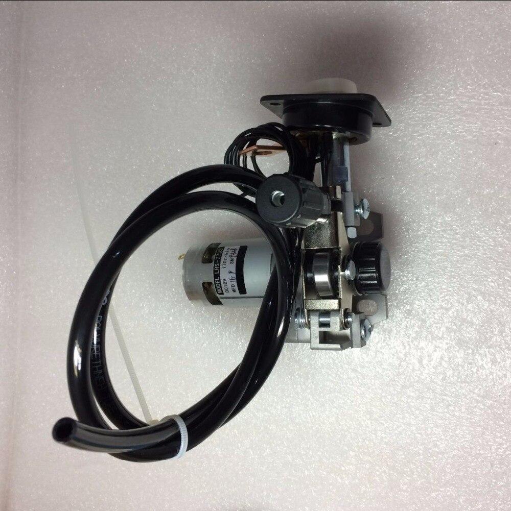 12 V 0,8 1,0mm ZY775 Draht Förderaggregat Drahtvorschub Motor MIG ...