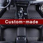 Custom fit car floor...