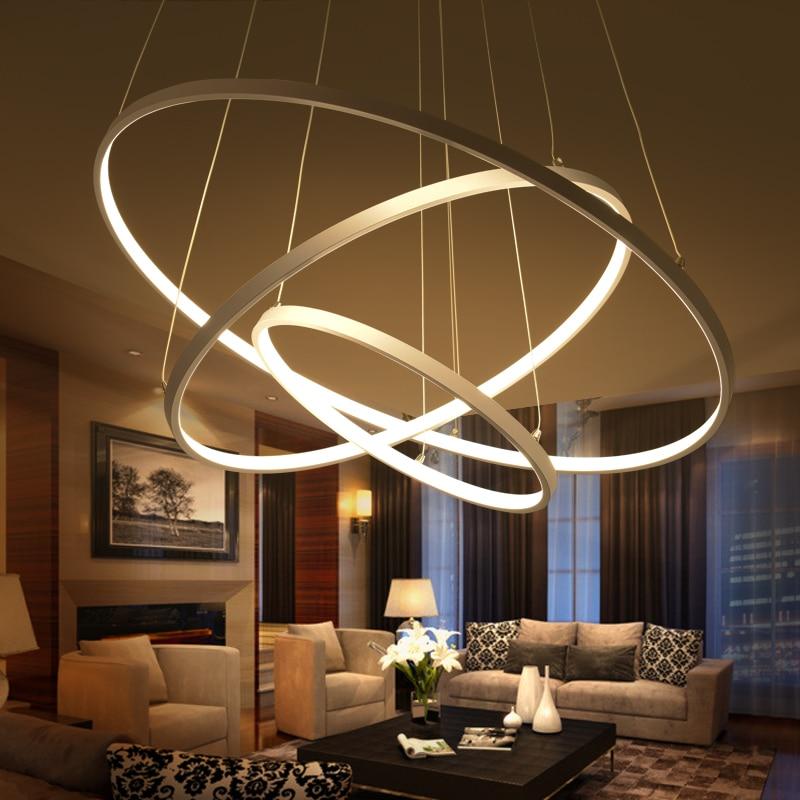 Modern pendant lights for living room dining room 3/2/1