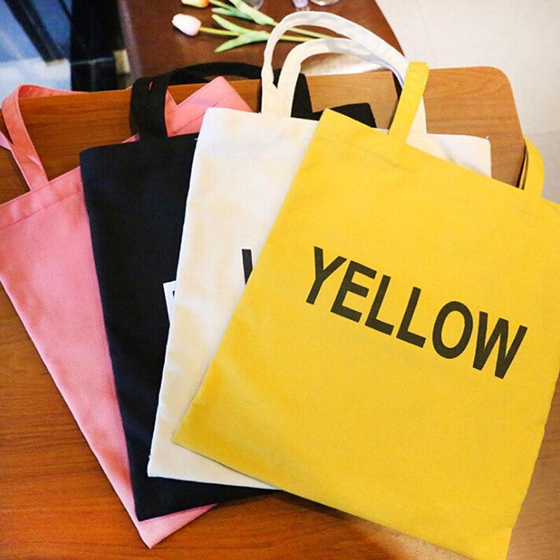 1 Pcs Weichen Leinwand Tasche Große Kapazität Frauen Einkaufstasche Damen Täglichen Gebrauch Handtaschen Casual Strand Tasche Tote