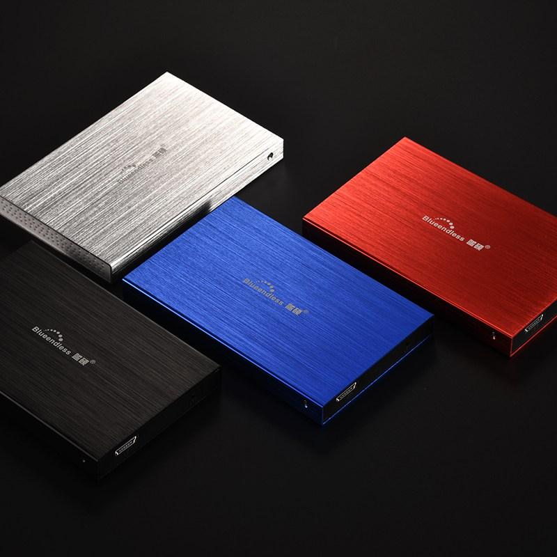 Blueendless Disque dur externe 80gb HDD USB hd externe pour - Stockage externe - Photo 3