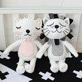 Детская подушка  детские мягкие игрушки  девочки  мальчики  Лев  кошка  куклы  детская комната  украшение  Coshion  Детские реквизиты для фотогра...