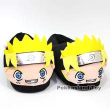 Naruto Shippuden Uzumaki Naruto Plush Slipper