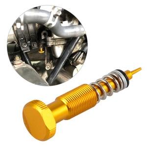 NICECNC Carburetor Fuel Screw for Suzuki DRZ400S DRZ400SM DRZ 400S 400SM Motorcycle Accessories Part carburetor screw Adjustment(China)
