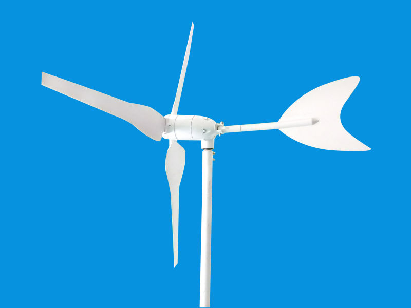 MAYLAR@ 100W High Efficiency Wind Generator Small Size Low Weight. Low Noise Easy Install