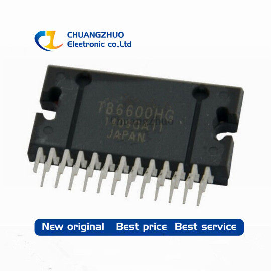 10Pcs/lot Original Authentic And New TB6600HG HQ TB6600  MTR DRVR BIPOLAR 8-42V 25HZIP