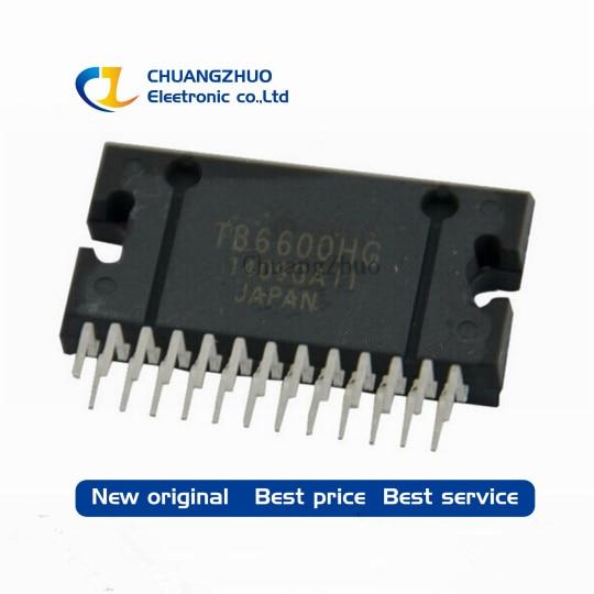 10Pcs/lot Original Authentic And New TB6600HG HQ TB6600  MTR DRVR BIPOLAR 8-42V 25HZIP