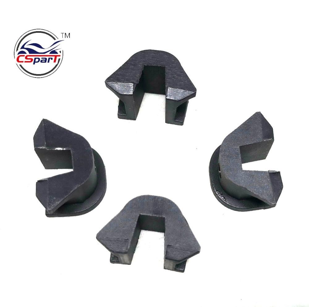 Rubber Cushion Slider For  Variator Kit CFmoto CF Moto 500 500CC CF188 800 800CC CF2V91 UTV ATV Buggy Go Kart Parts