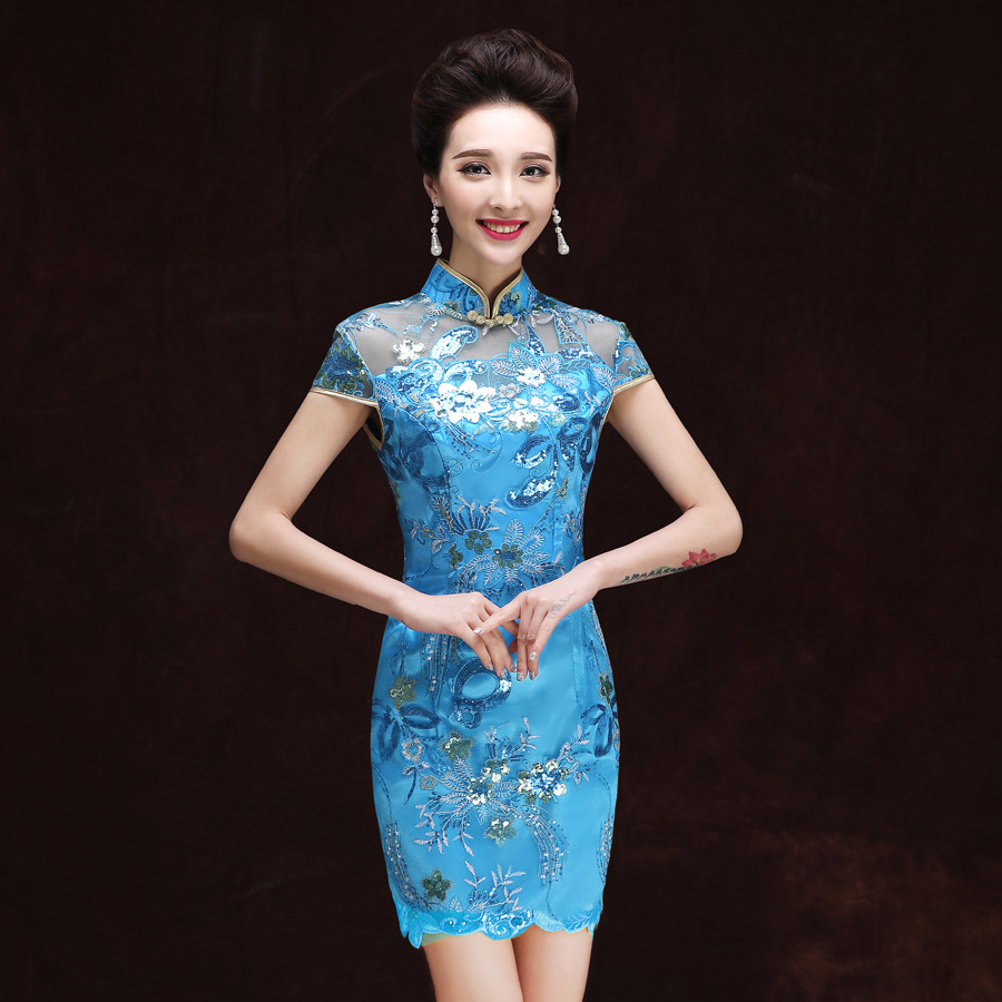 Popular Chinese Wedding Dress Etiquette-Buy Cheap Chinese ...