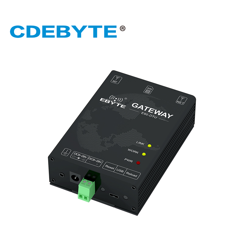 Image 5 - E90 DTU(400SL30 GPRS) 433MHz GPRS 1W LoRa SX1268 USB Interface Wireless Data Transmission Modem Sub G to GPRS Receiver Module-in Fixed Wireless Terminals from Cellphones & Telecommunications