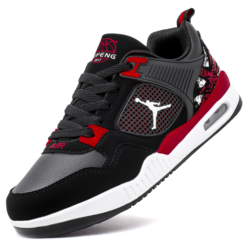 FOHOLA big size Superstar Men Basketball Shoes Jordan shoes Comfortable Outdoor Sneakers Zapatillas Balconcesto Hombre