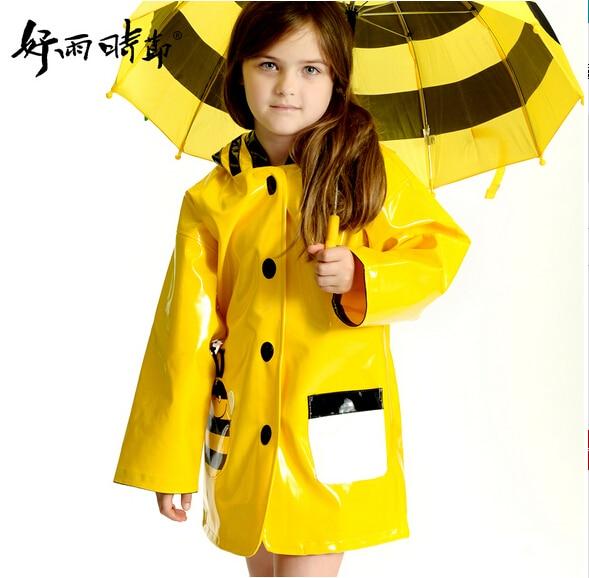 832134930c97 Kids Raincoat Rainwear Rain Coat Poncho Jackets Rainsuit Outdoor ...