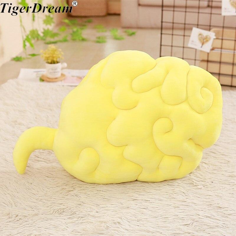 57x36 cm Super doux singe King's Cloud Somersault en peluche peluche Dragon Ball coton oreiller coussin en peluche jouets pour les Fans