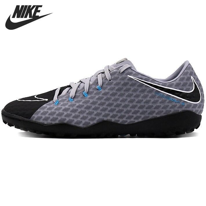 все цены на Original New Arrival 2017 NIKE HYPERVENOMX PHELON III TF Men's Football/Soccer Shoes Sneakers