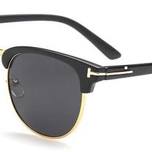 2019 James Bond Men Sunglasses Brand Designer Semi-rimless R