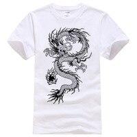 2019 Summer New men women brand t shirt Fashion Dragon printing cool t shirt Plus size short sleeves t shirt men UV