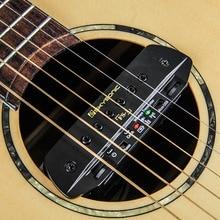 gitara pikapas juodas Tianyin / skysonic FS-1 belaidis dvigubas kanalas pikapas gitaros aksesuarai