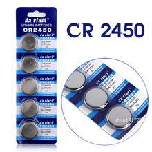 Células de Lítio Ee6230 para Luzes Venda Quente 5 PCS 3 V Coin Botão Bateria Cr2450 Dl2450 Br2450 Lm2450 Kcr5029 LED Brinquedos Relógios