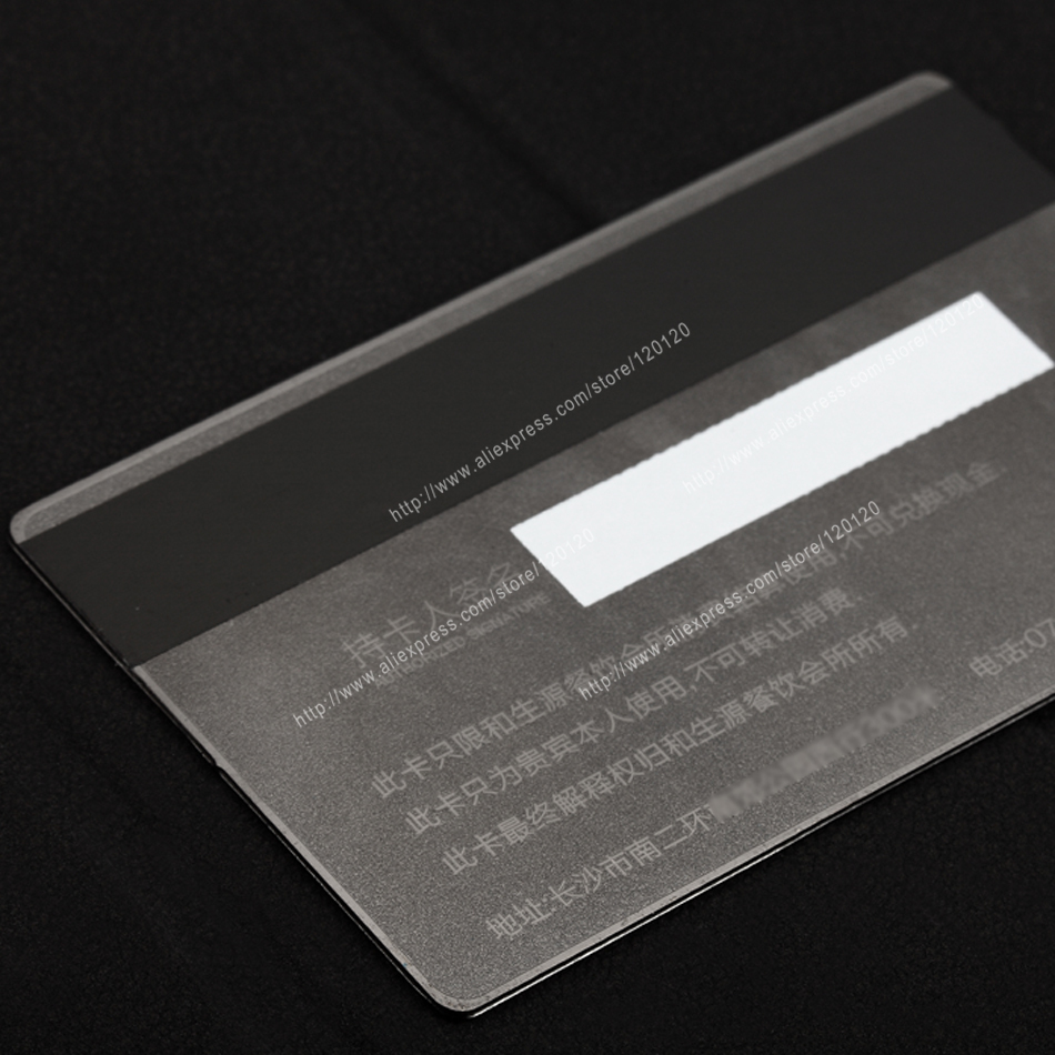 Metal stainless steel business card perforated cutout personalized ...
