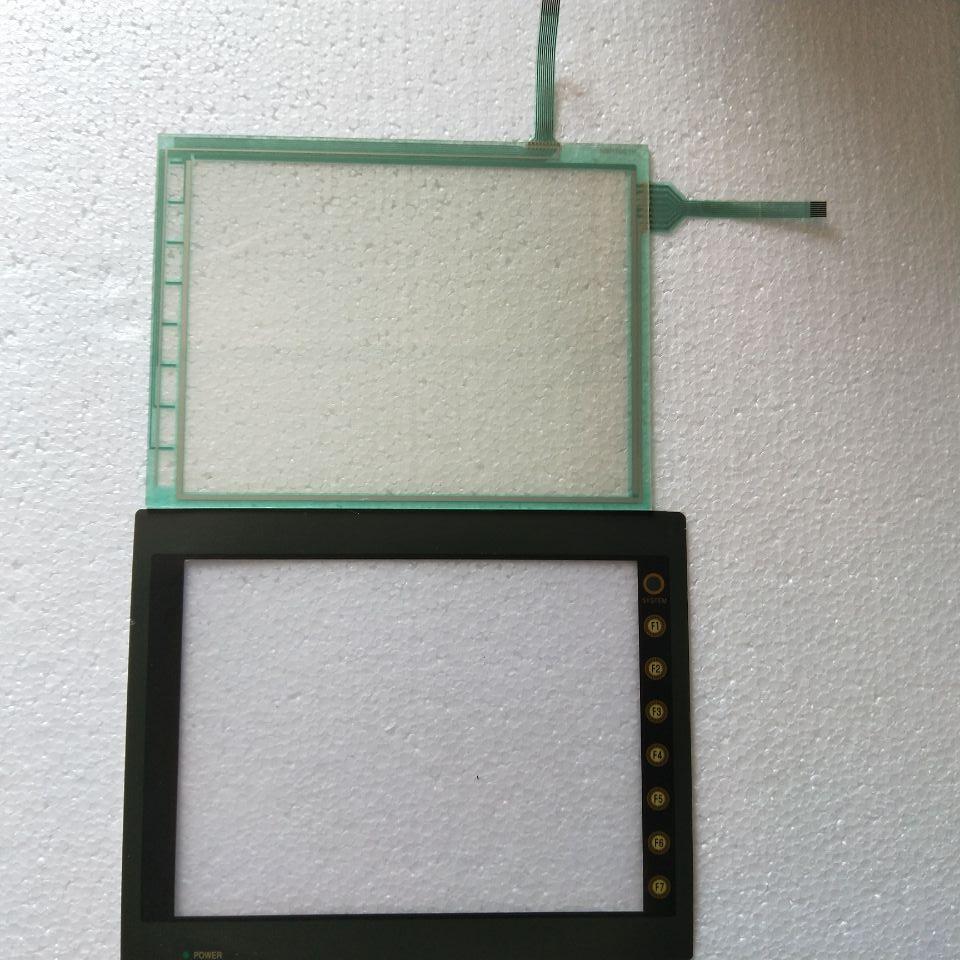 V610T10 UG420 UG420H SC1 Touch Screen Glass Membrane Film for HAKKO HMI Panel repair do it