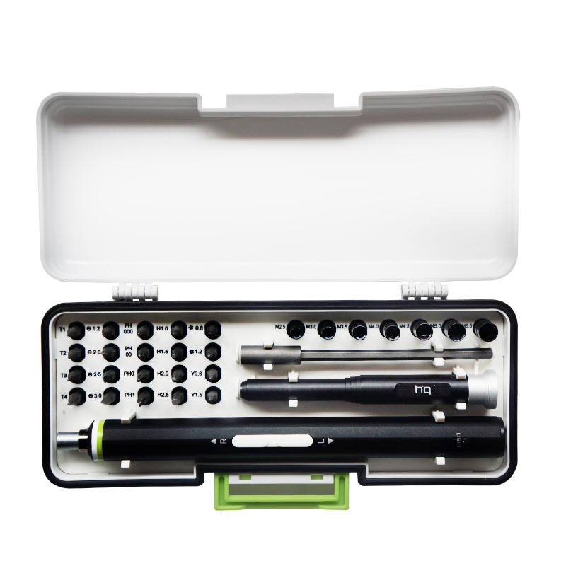 Ensemble de tournevis électrique de précision ordinateur portable et téléphone portable démonter outil de réparation CLH @ 8