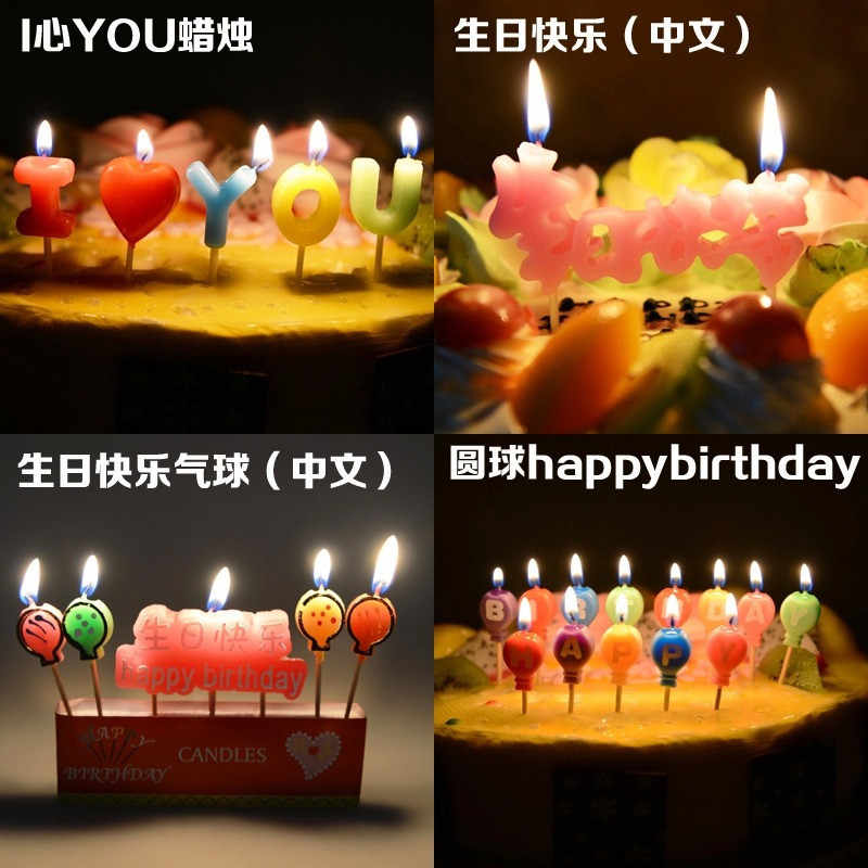 Detail Feedback Questions About Happy Birthday Gift Surprise Candles