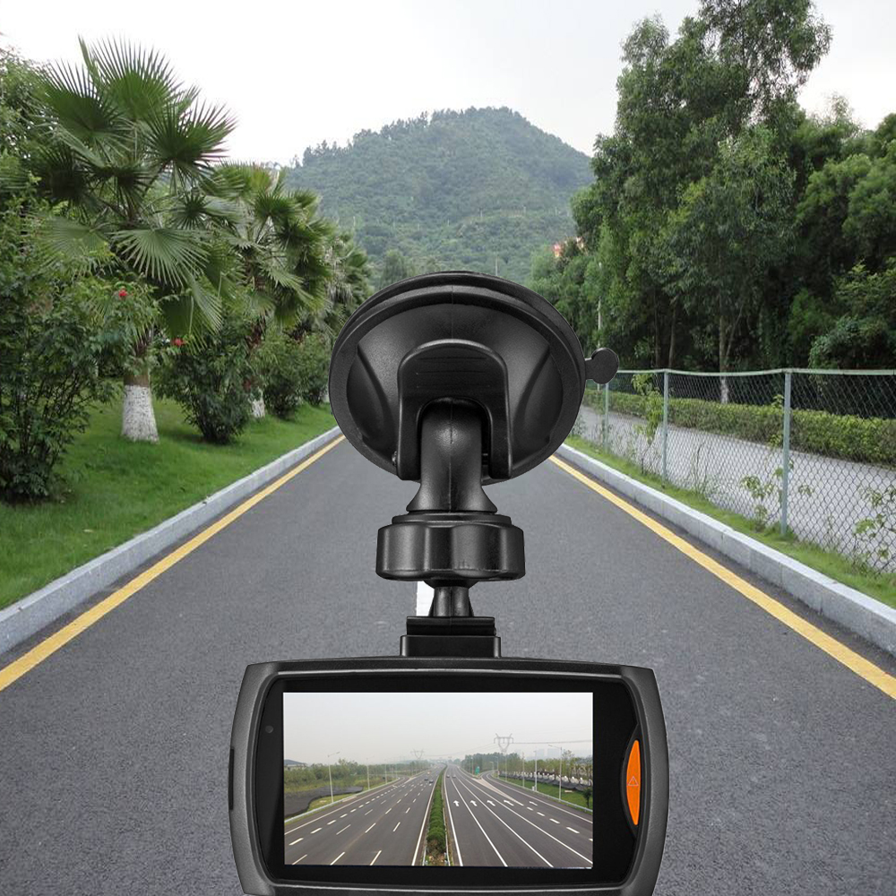 2018 Full HD 1080P 140 Degree Dash Cam Video Auto Dash Cam Car DVR Camera Registrars for Cars Night Vision G-Sensor Display