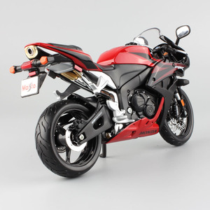 Image 4 - Klasik 1:12 ölçekli Maisto Honda CBR 600RR CBR600RR Diecast model moto motosiklet yarış araçları çoğaltma süper bisiklet hobi oyunu oyuncak