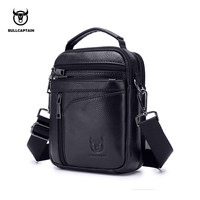 Man's Messenger Genuine Leather Crossbody Shoulder Bag Anti theft Handbag Fashion Male Business Travel Phone Flap Blosa Gifts