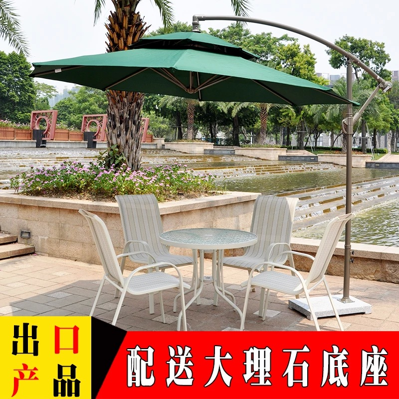 Meet in December on the outdoor patio umbrella beach banana umbrellas round about 3m