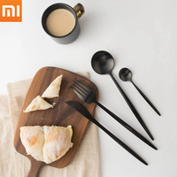 Original Xiaomi Ecological Chain Brand Maision Maxx Stainless Steel Tableware Set Knife Spoon Fork Tea Spoon