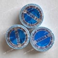 6pcs 3 yards Lace front double tapes for PU hair extensions can use in water swimming blue double tape
