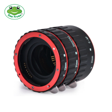 Seafrogs Auto Focus AF Macro Extension Tube Ring Lens Adapter Mount  for Canon 600d 500d 80d EOS EF EF-S 60D цена 2017
