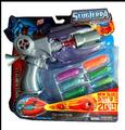 2016 New Slugterra Seagull Elf  transmitter 6 with Sprite bullets Nerf toys for children Free Delivery toys
