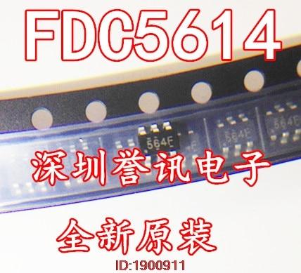 1pcs/lot FDC5614P FDC5614 SOT23-6