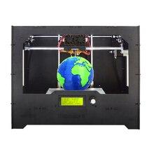 Geeetech DIY 3D-принтеры Дубликатор 5 двойной экструдер с Wi-Fi модуль облако на основе смарт-easyprint 3D App Бесплатная доставка