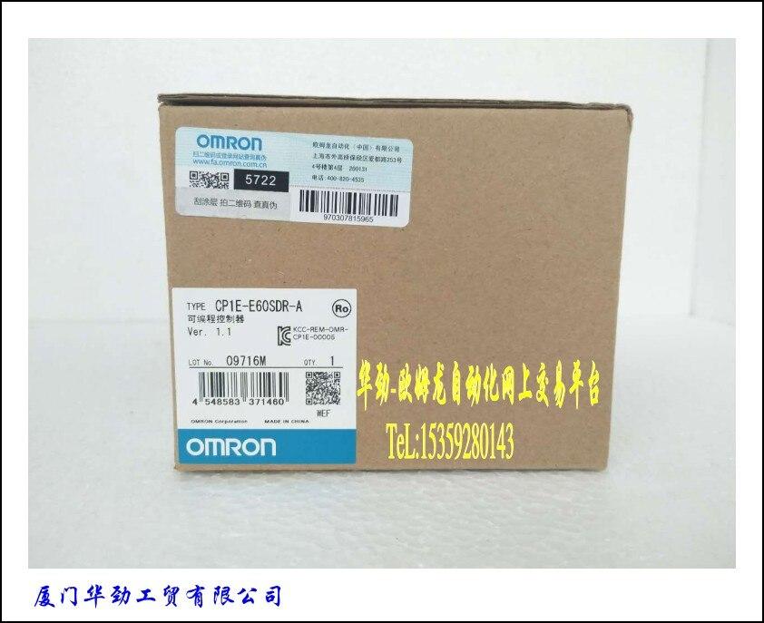 CP1E-E60SDR-A   Programmable Controller Original Genuine New Spot