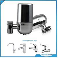 Household Kitchen Activated Carbon Faucet Mounted Pre Acticarbon Cartridge Tap Pre Water Filter Pre Filtration Faucet