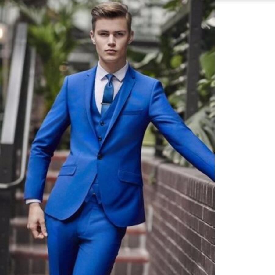Popular Blue Suit Tailor-Buy Cheap Blue Suit Tailor lots from ...