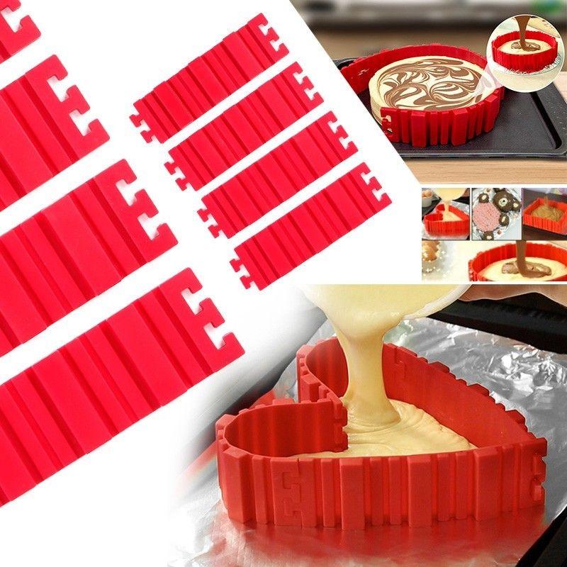 The Magic Bake Cake Mould