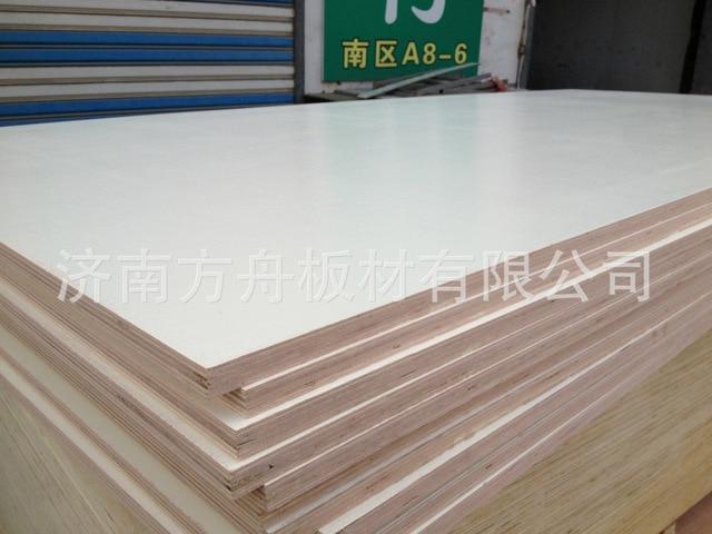 Custom Furniture Wood Eco Board Bathroom Cabinets Dedicated 18mm