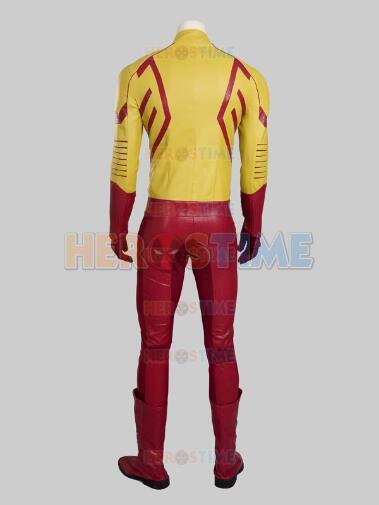 Le plus récent Costume Flash Cosplay Flash 3 enfants - 4