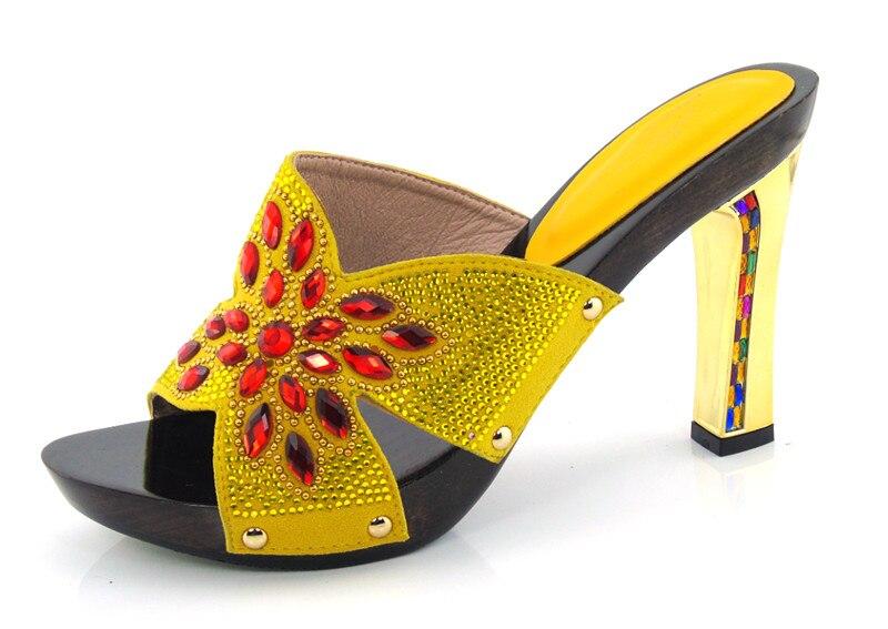 Popular Yellow Dress Shoes Women-Buy Cheap Yellow Dress Shoes ...