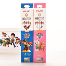 Paw patrol dog stationery Puppy pencil marshall Cartoon characters action figure set childrens school gift