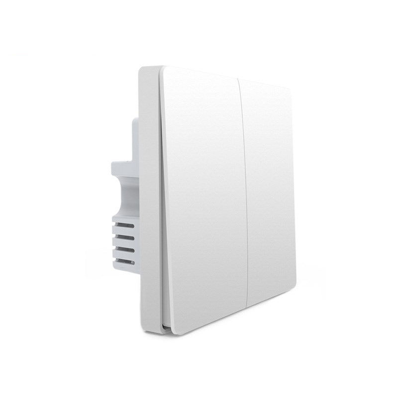 New Xiaomi Aqara Smart Light Control ZiGBee Wireless Key and Wall Switch Via Smarphone APP Remote smart home kit in Smart Remote Control from Consumer Electronics