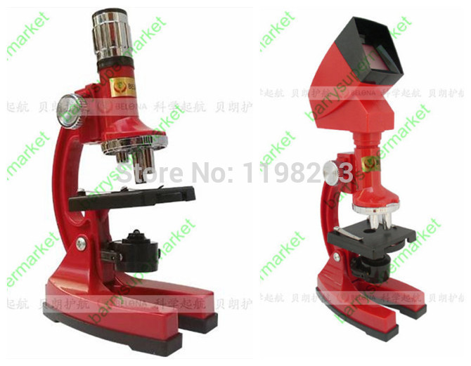 Creative birthday gift/best gift for child/1200X Fun Zoom Student Education Biological Microscope Explore the microscopic world